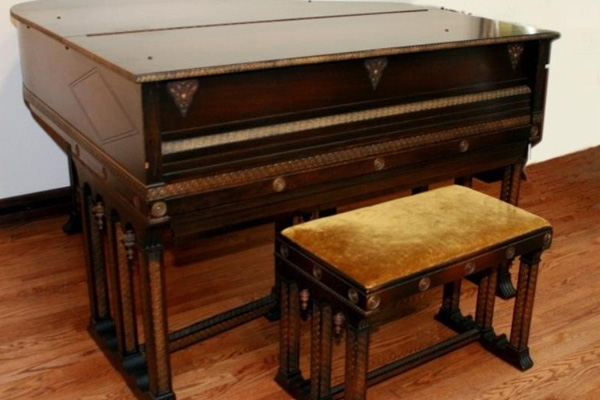 Ampico Reproducer Piano, American, 20th C.