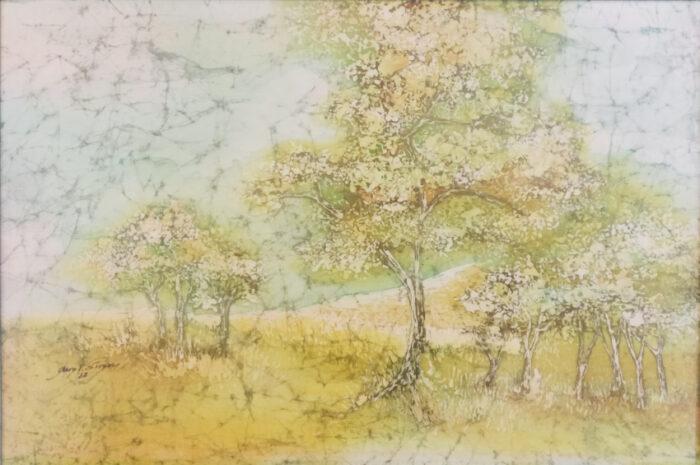 G.Sirguy - Batik Trees