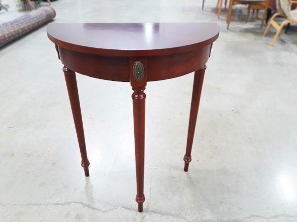 Bombay Demilune Table