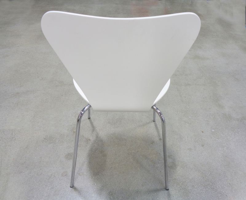 Arne Jacobsen Style Chairs