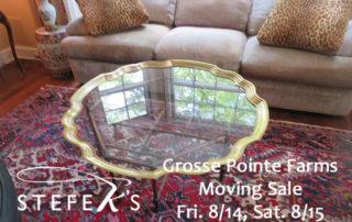 GPF Estate Sale