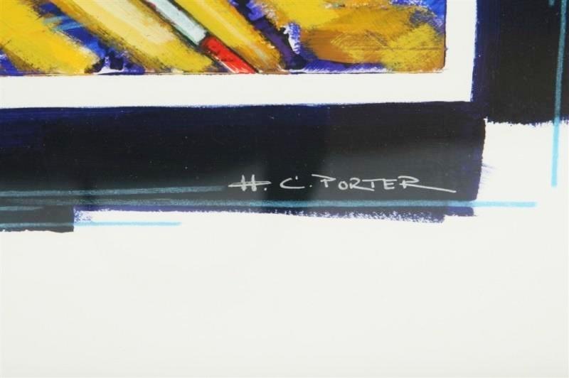H.C. Porter - Untitled