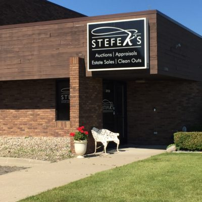 Stefek's Roseville location exterior