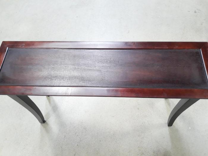 Three-Drawer Sofa Table