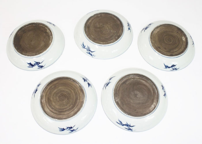 Chinese Ming Dynasty Style Porcelain Chargers