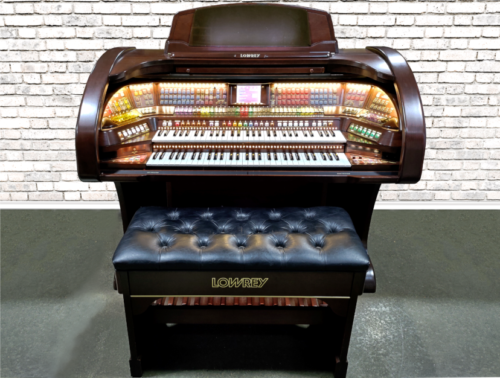 Prestige A5000 Organ 1