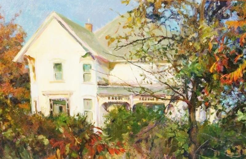 """Rose Frantzen - """"Esgate Road"""