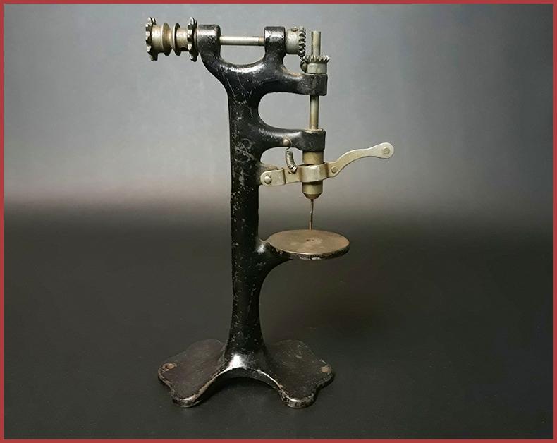 Miniature Drill working Stefek Auction