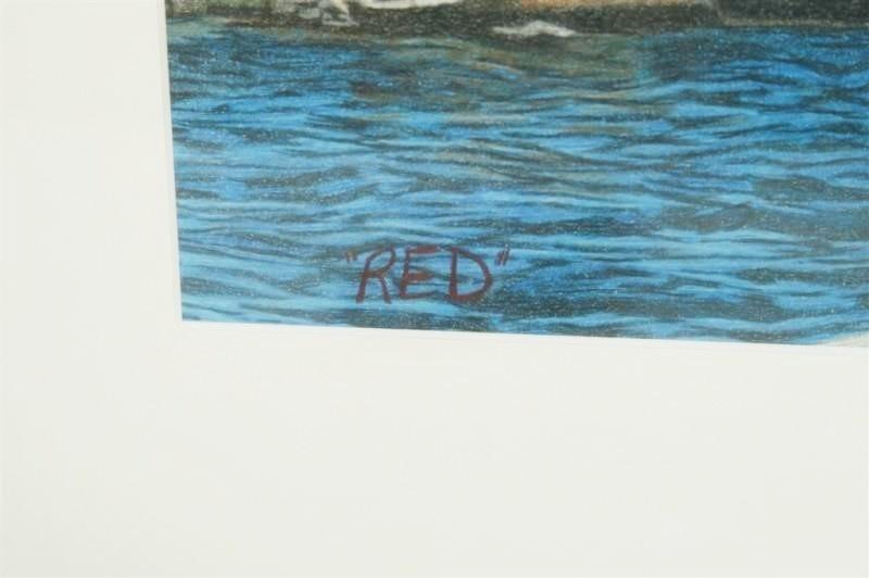 "Sally Gauger Jensen - ""Red"""