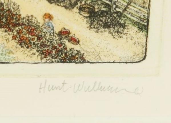 "Susan Hunt-Wulkowicz - ""An Early Autumn"""