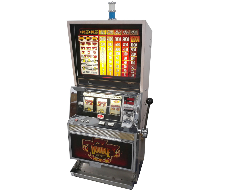 Bally 777 Double Jackpot Slot Machine
