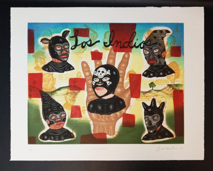 F. Stonehous - Los Indios