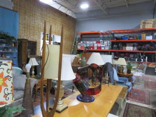 Warehouse Estate Sale at Stefek's in Metro Detroit, Michigan
