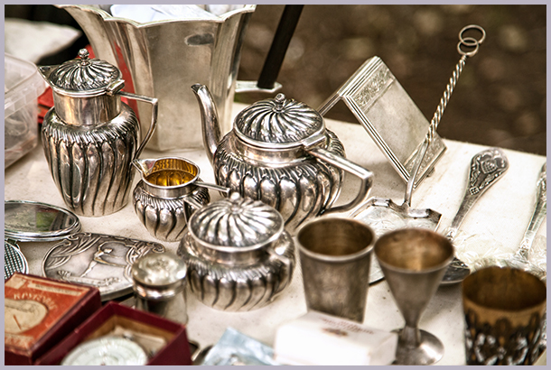 Sterling Silver examples